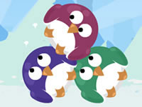 Jeu Colorful Penguins