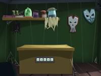 Jeu Brainy's Haunted House