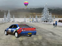 Jeu Super Rally Extreme