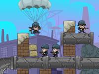 Jeu Artillery Rush 2