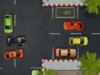 Jeu Driving School Parking