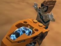 Jeu gratuit Legends of Chima - Speedorz