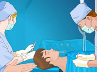 Jeu gratuit Operate Now - Ear Surgery