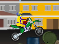 Jeu Funny Moto Trial