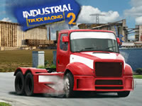Jeu Industrial Truck Racing 2