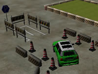 Jeu Vehicles Parking 3D