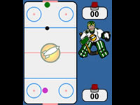 Jouer à Air Hockey 2000