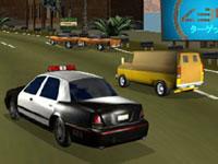 Jeu Police Chase Crackdown