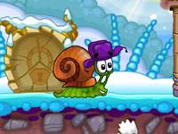 Jeu Snail Bob 6 - Winter Story