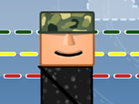 Jeu Army Stacker