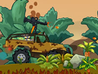 Jeu Dinosaur Truck