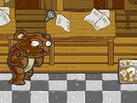 Jeu Beno Bear Escape