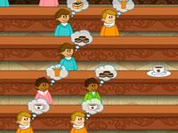 Jouer à Cafe - Sliding Plates