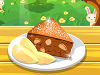 Jeu gratuit Apple And Walnut Cake Cooking