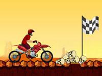 Jeu Desert Rage Rider