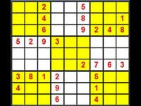 Jeu Chinese Sudoku