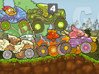 Jeu Truck Monsters
