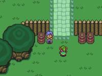 Jouer à Zelda : Valentine's Quest