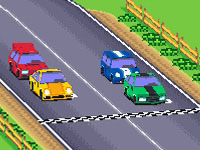 Jeu Turbo Drifters