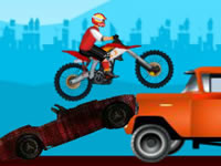 Jeu Extreme Bike Stunts