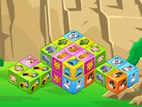 Jeu gratuit Animal Cubes