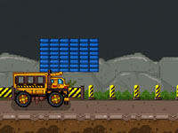 Jeu Truck Rush 3