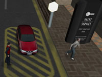 Jeu Valet Parking 3D