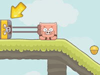 Jeu gratuit Piggy In The Puddle