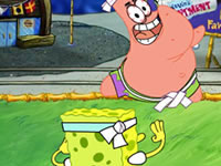 Jeu SpongeBob SquarePants : Bikini Bottom Bust Up