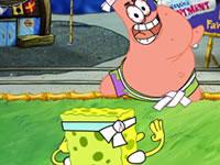 Jeu SpongeBob SquarePants : Bikini Bottom Bust Up