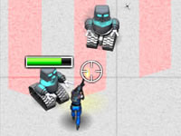 Jeu Return to the Killer Robot Factory
