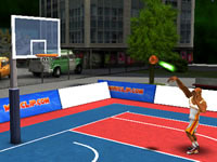 Jeu Basketball Jam Shots