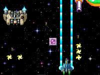 Jeu Raiden IIS : Part B