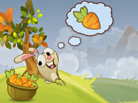 Jeu Carrot Rush