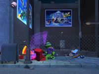 Jeu gratuit Teenage Mutant Ninja Turtles Shell Shocked