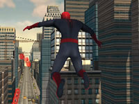 Jeu Spider Man 2 - Endless Swing