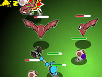 Jeu Monster Brawl