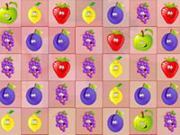 Jeu Tasty Fruits