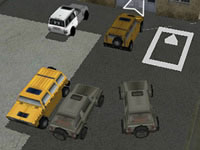 Jeu SUV Parking 3D