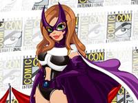 Jeu gratuit Comic Con Dressup