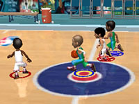 Jeu NBA Hoop Troop