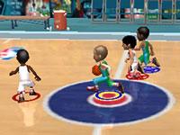 Jouer à NBA Hoop Troop