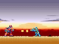 Jeu Megaman Zero