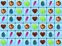 Jeu Chocolate Candy Blitz Star