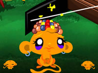 Jeu Monkey Go Happy Balloons