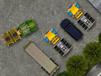 Jeu Timber Lorry Driver 2