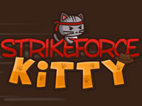 Jeu gratuit StrikeForce Kitty