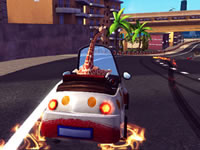 Jeu gratuit Madagascar 3 - Race Across Europe