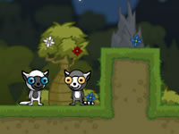 Jeu Lunar Lemurs