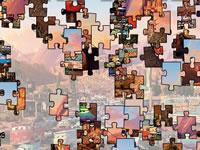 Jouer à Cars Puzzle